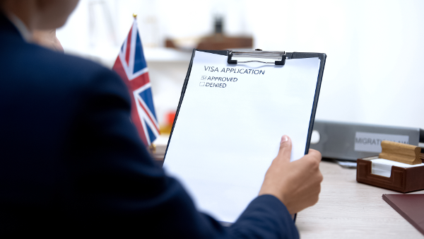 Сложные случаи заявления на визу в Англию - итересная практика для лондонских юридических фирм