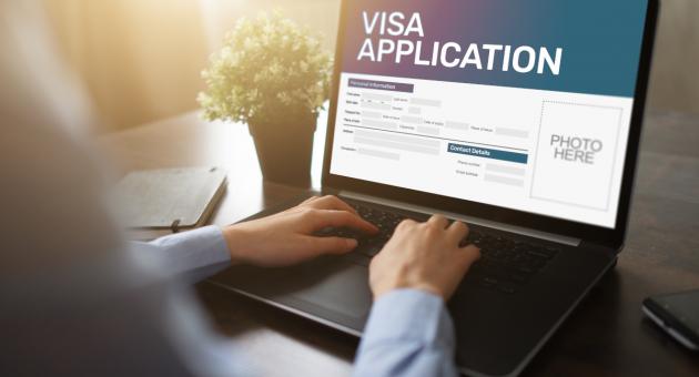 Можно ли оформлять визы в Англию онлайн