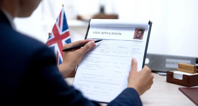 Повторная виза в Великобританию если