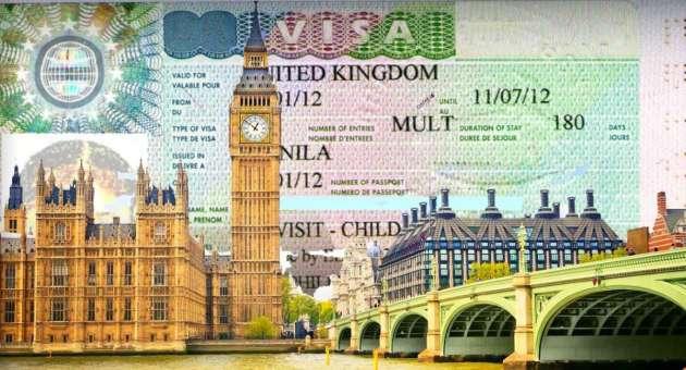 Сложно ли получить визу в Англию