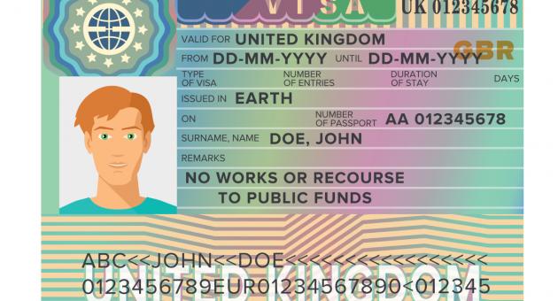 Сроки оформления визы в Великобританию