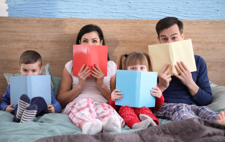 Обучение английскому в семье в Англии
